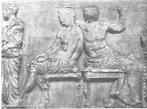 Искусство Древней Греции - Фидий и его ученики.  Олимпийские боги.